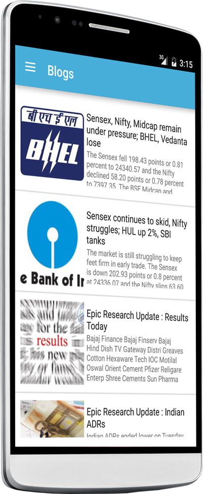 Epic Research Android App